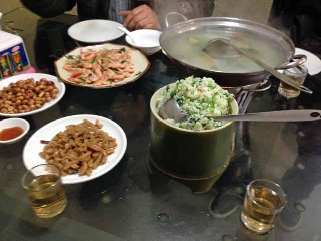福州の料理