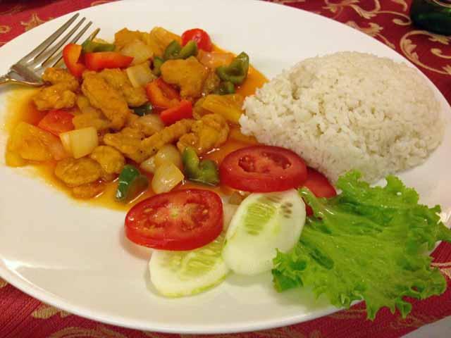 ハノイで食べたベトナム料理