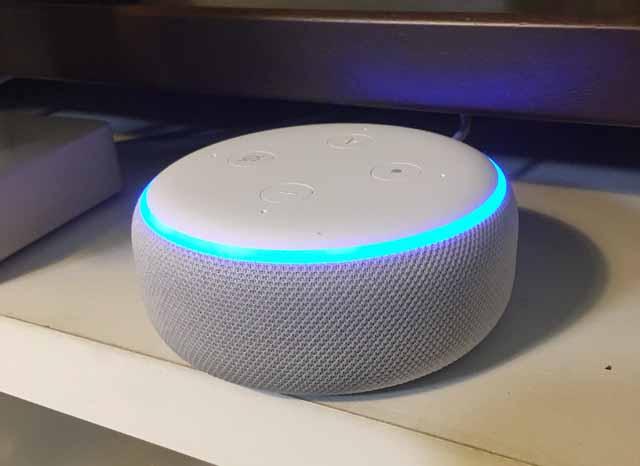 Amazon Echo(アマゾンエコー)