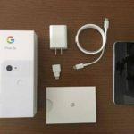 SIMフリー版Google Pixel 3a