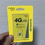 h2o SIMカード